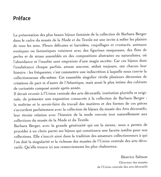 Preface info